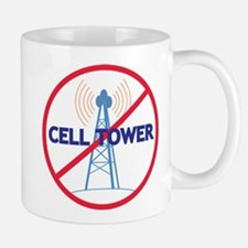 No Cell Tower Mug