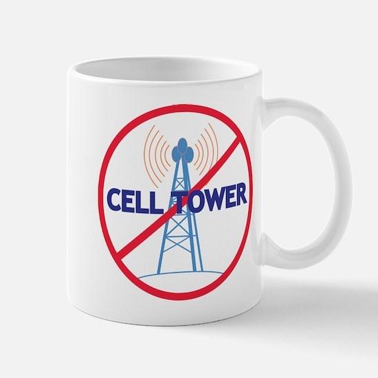 No Cell Tower Mug