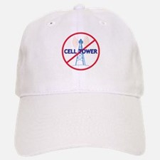 No Cell Tower Baseball Baseball Cap