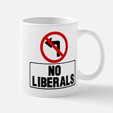 No Left Turn Mug