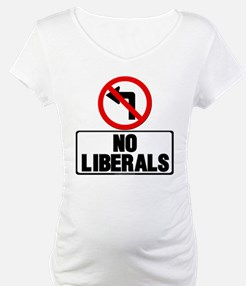 No Left Turn Shirt