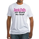 Palin Fluff Fitted T-Shirt