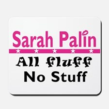 Palin Fluff Mousepad