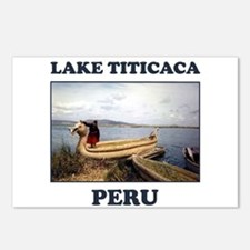 Lake Titicaca Postcards (Package of 8)
