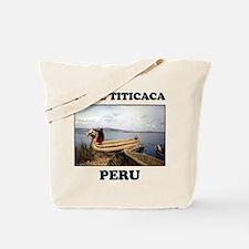 Lake Titicaca Tote Bag