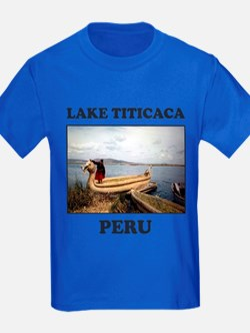 Lake Titicaca T