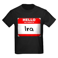 Hello my name is Ira T