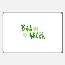 Bad Witch Banner