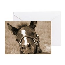 Unique Apha Greeting Card