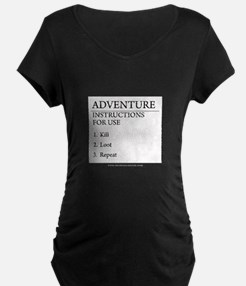 Adventure Instructions T-Shirt