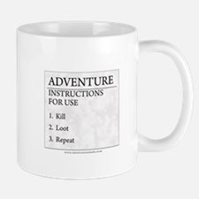 Adventure Instructions Mug