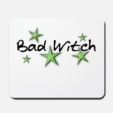 Bad Witch Mousepad
