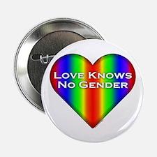 Love Knows No Gender Button