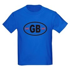 GB Great Britain Euro Style T