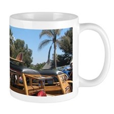 Moonlight Beach Woodies Mug