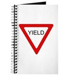 Yield Sign - Journal