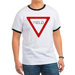 Yield Sign - Ringer T