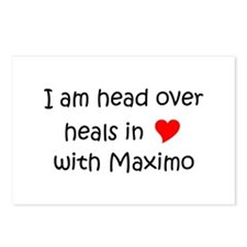 Funny Maximo Postcards (Package of 8)
