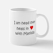 Unique Matilda Mug