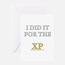 For the XP Greeting Card