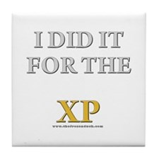 For the XP Tile Coaster