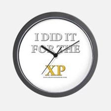 For the XP Wall Clock