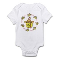 Romper Room TV Infant Bodysuit