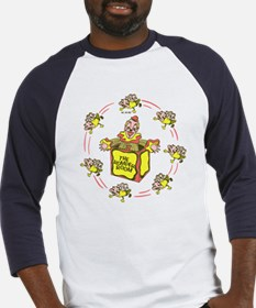 Romper Room TV Baseball Jersey