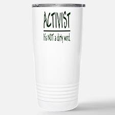 """A Word"" Travel Mug"
