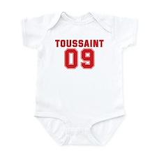 TOUSSAINT 09 Infant Bodysuit