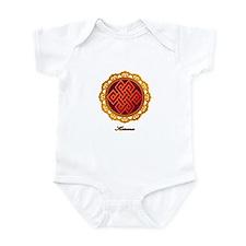 Endless / Eternal Knot Infant Bodysuit