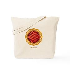 Endless / Eternal Knot Tote Bag