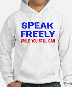SPEAK FREELY Jumper Hoody