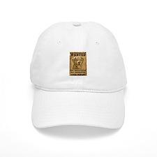 """Wanted"" Chesapeake Bay Retriever Baseball Cap"