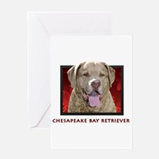 Chesapeake Bay Retriever Greeting Card
