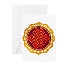 Endless / Eternal Knot Greeting Cards (Pk of 20)