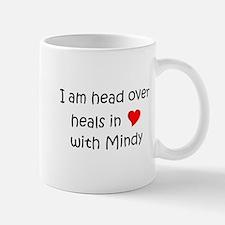 Unique I heart mindy Mug