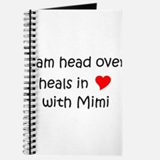 Cute I love mimi Journal