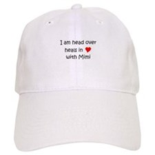 Unique I love mimi Baseball Cap