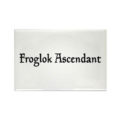 Froglok Ascendant Rectangle Magnet (100 pack)