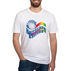 I SURVIVED HURRICANE KATRINA Shirt