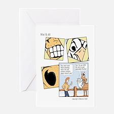 """Mac & Jill """"Say Cheese"""" Card"""