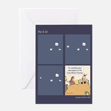 "Mac & Jill ""Scary Movie"" Card"