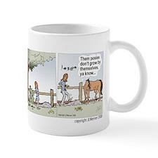 """Mac & Jill """"Posies"""" Mug"""