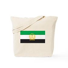 Afghanistan 1992 Flag Tote Bag