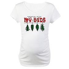 Weed Buds Hanging Shirt