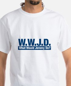 WWJD What Would Jeremy Do? Shirt