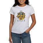 Morandi Family Crest Women's T-Shirt