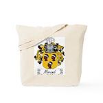 Morandi Family Crest Tote Bag