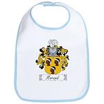 Morandi Family Crest Bib